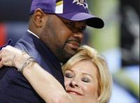 'Blind Side' Player Gets Super Bowl Win