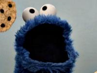 Cookie Monster Steals 44lbs Golden Cookie