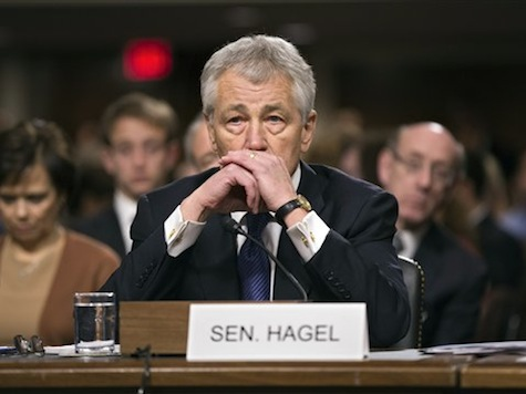Carney: We See 'Momentum' In Hagel Confirmation