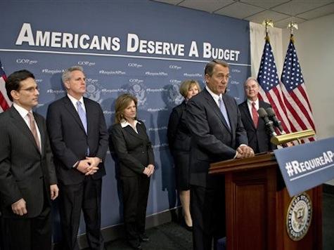 GOP Pushes Obama For Balanced Budget