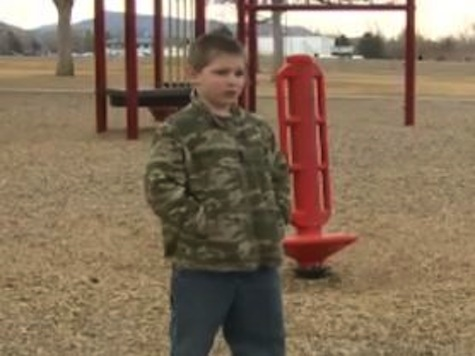 Imagination Weapon Control : 2nd Grader Suspended for Possession of Imaginary Hand Grenades