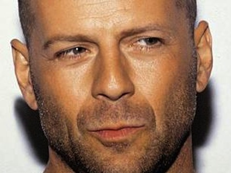 Bruce Willis: Hollywood 'Not Making Movies About Mad Men' With Guns