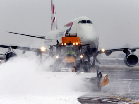 Travel Nightmare: All Boston Flights Grounded
