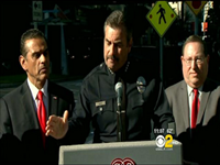 LAPD Receives 600 Tips On Dorner's Possible Whereabouts