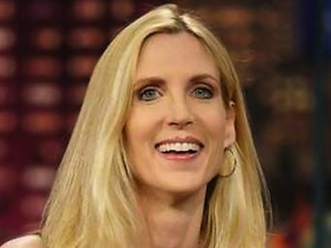 Coulter: Obama 'Charming'