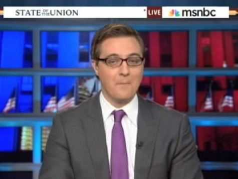 MSNBC Host Calls on Obama to Create Executive Climate Change 'Regime'
