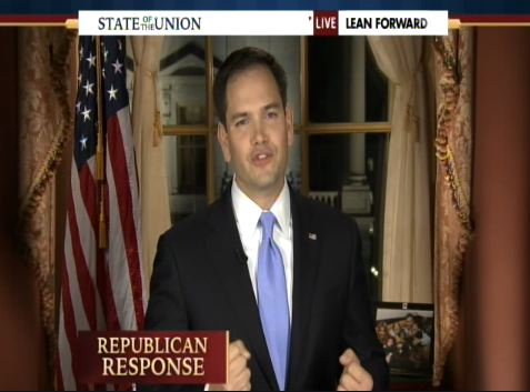 Emotional Rubio: America One Of Few Places Where 'Dreams…Have A Chance'