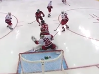 Ward's Slick Save Through Multiple Screens