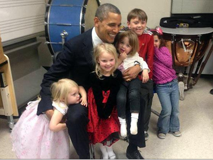 Obama: Children Will 'Lose' Without Free 'High Quality Pre-School'