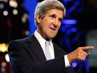 Russia Foreign Minister Not Returning Kerry's Calls