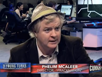 Phelim McAleer Corners Current's 'Young Turks' On Fracking