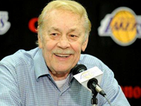 Lakers Owner Hospitalized