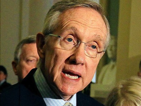Reid: I'm going to call Hagel to say 'I'm sorry'