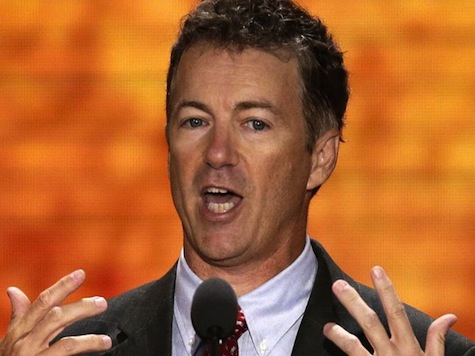 Rand Paul On Obama's Claim He Cut $2 Trillion From Deficit: 'In What Universe?'