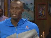 Bolt Talks NBA