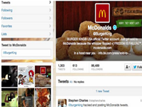 Burger King Twitter Hacked, Replaced By McDonalds