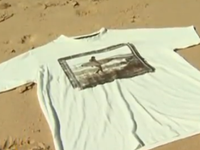 Woman Posts Pic On flickr, Finds It Being Sold On Tourist T-Shirt