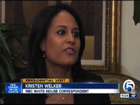 NBC WH Correspondent Talks Press Blackout On Obama Trip