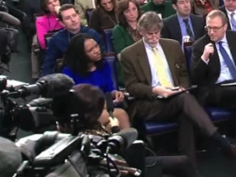 Patronizing Carney To 'Filling In' Female Reporter: 'This Is Complicated Budget-Speak'