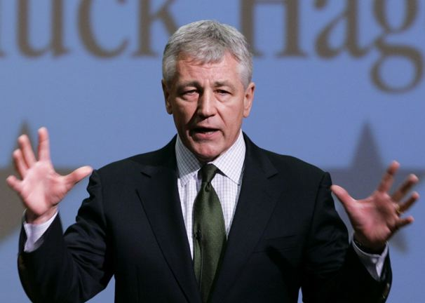 Hagel 2008: America Not 'Fair Or Credible,' 'Tilted To The Israeli Side'