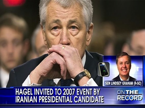 Graham On Hagel: 'I've Got More Questions Coming'