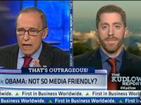 CNBC: Obama Not So Media Friendly?