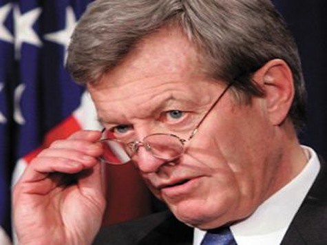Baucus: Sequestration Was Obama's Idea