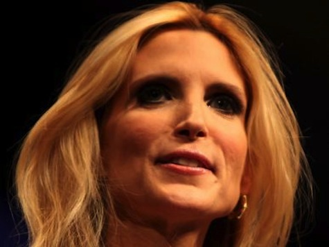 Ann Coulter Takes On Libertarians