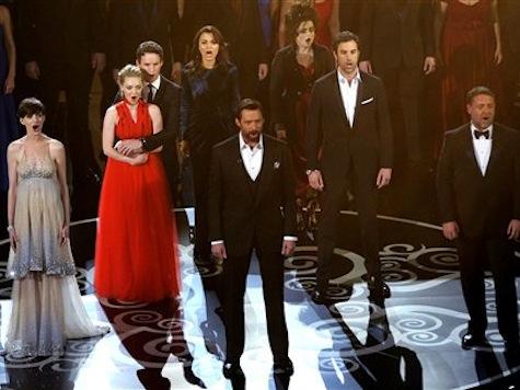 OSCARS: Les Miserables Live Performance