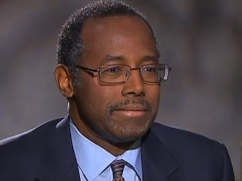 Dr. Ben Carson Wont Rule Out Running For President