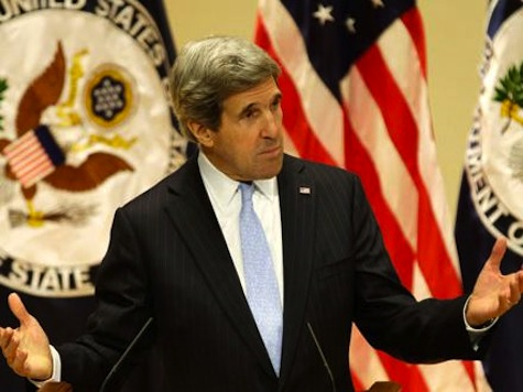 Secretary of State John Kerry Makes Up New Country: Kyrzakhstan