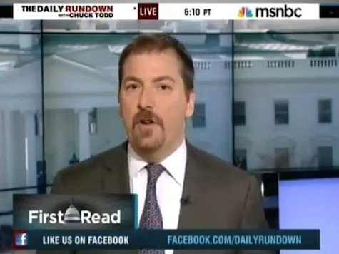 Chuck Todd Slams Obama For Selling Access To OFA Donors
