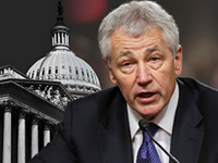 Senate Clears Way for Hagel Confirmation