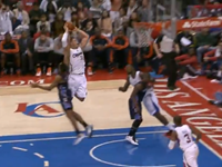 Watch Blake Griffin's Awesome And-One Throwdown
