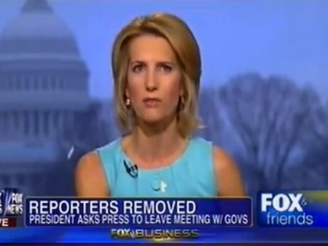 Ingraham Agrees With Shapiro: Media Has 'Battered Press Syndrome'