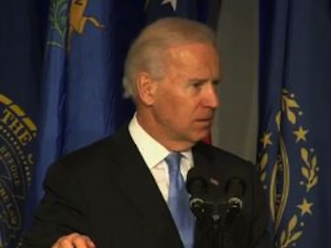 Biden: I Know Facts About Sandy Hook Shooting That Aren't Public