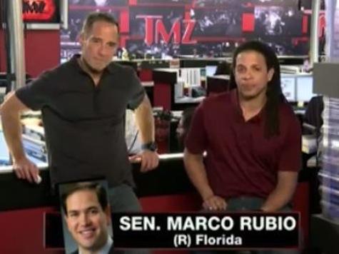 TMZ Fascinated Over Rubio's Knowledge Of Pop Culture