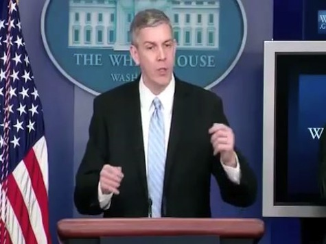 Education Secretary Admits Lay Offs Not Sequester Related