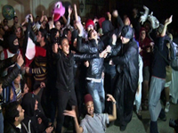 'Harlem Shake' Arrives On Egypt Islamists' Doorstep