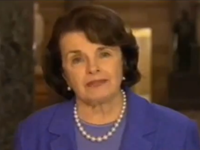 Sen Feinstein To Piers Morgan: 'Thank You So Much For Your Help' On Pushing Gun Control