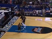 Louisville Player Makes Violent Dunk Over Competitor