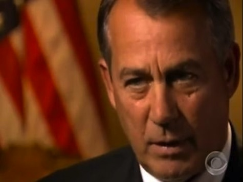 Boehner Slams 'Outrageous' Move To Release Detained Immigrants