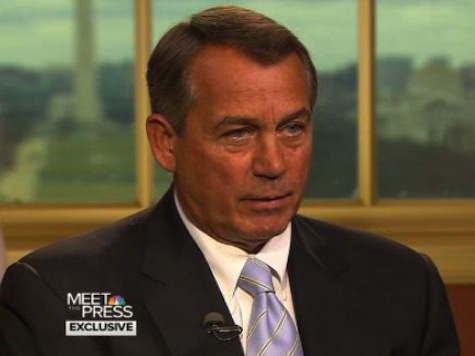 Boehner Doesn't Know If Sequester Will Hurt Economy