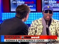 Rodman: Kim Jung Un's Prison Camps 'Just Politics,' Like Bill Clinton