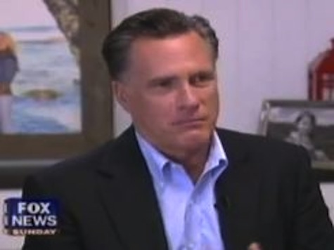 Romney: Obama Squandering 'Golden Moment' With 'Politics'