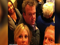 'Modern Family' Cast Stuck On Elevator