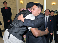 CNN: WH Thinks Rodman Allowed Himself To Be Used As 'Propaganda' For NK Gov