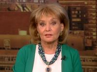 Barbara Walters Back At Work