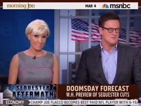 MSNBC's 'Morning Joe' Ruthlessly Mocks Obama For Sequester Scares