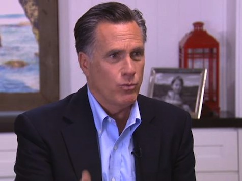 Romney Warns Obama's Never Ending Campaigning Will 'Run The Field' With Mid Terms
